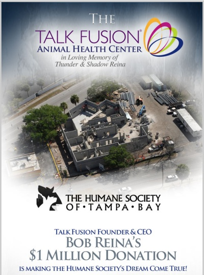Talk Fusion Animal Health Center...