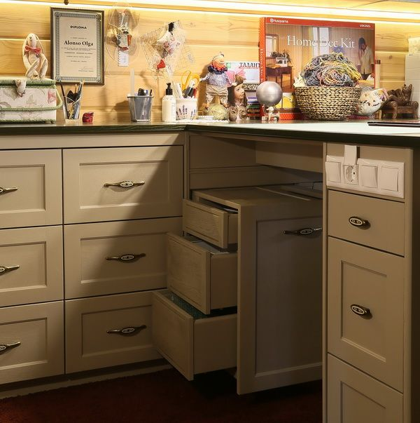 Обустройство домашней мастерской с несколькими функциональными зонами - Ярмарка Мастеров - ручная работа, handmade