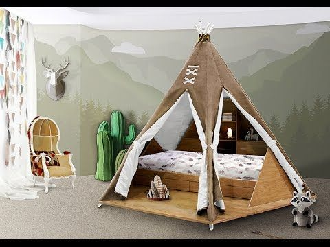 Atraktivní nábytek do dětských a studentských pokojů