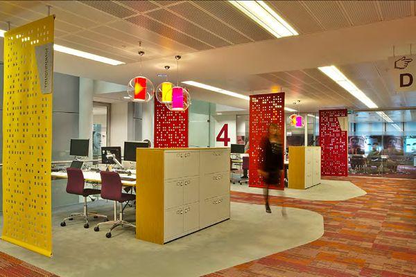 BBC News #workspace #office #entrepreneurmind #spaces #places #officespaces #architecture #workplaces