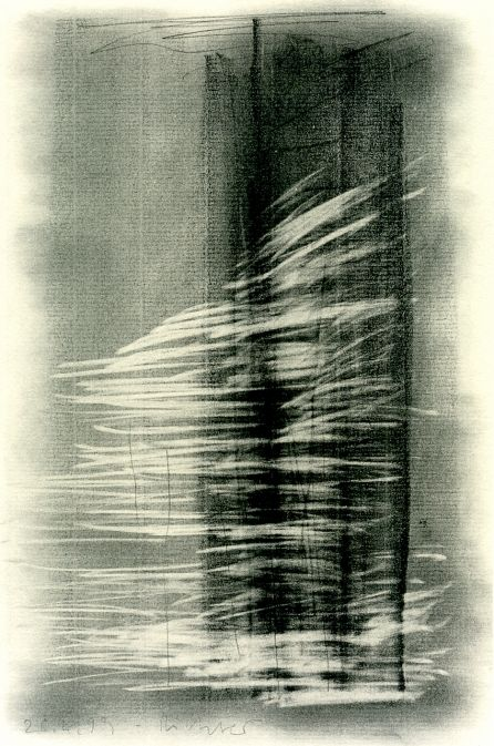 Gerhard Richter drawings
