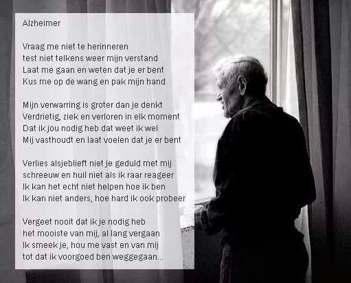 Citaten Dementie : Alzheimer ouderenzorg pinterest