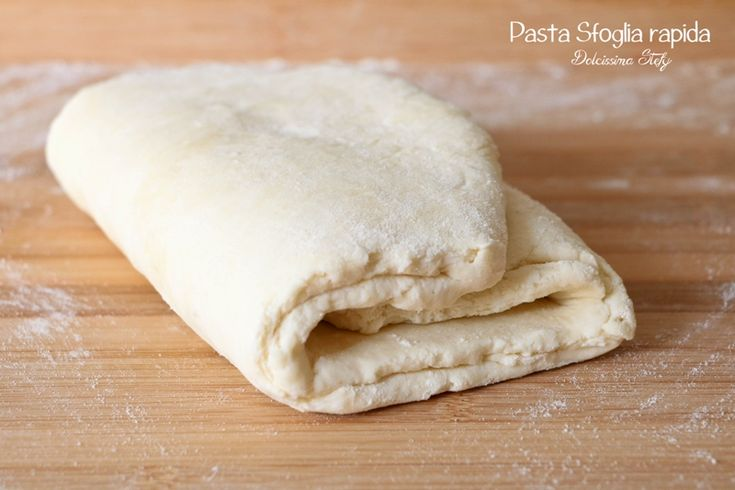 Pasta+Sfoglia+rapida