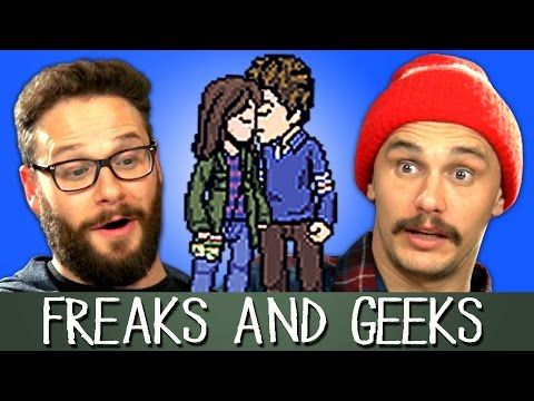 James Franco and Seth Rogen Playing Freaks and Geeks Game | POPSUGAR Entertainment