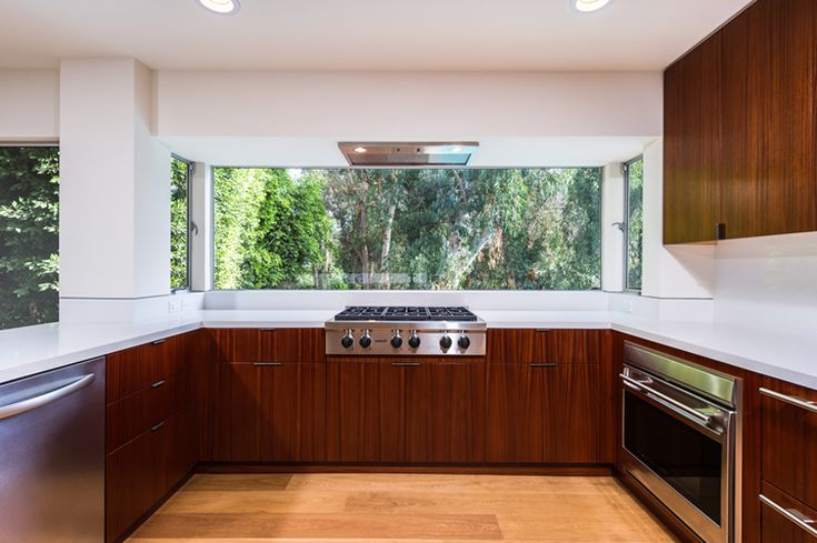 Kurt krueger architect restores kearsarge residence by for House plans with kitchen windows