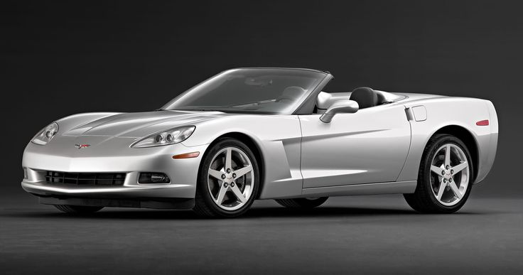 2005 Corvette Convertible © General Motors