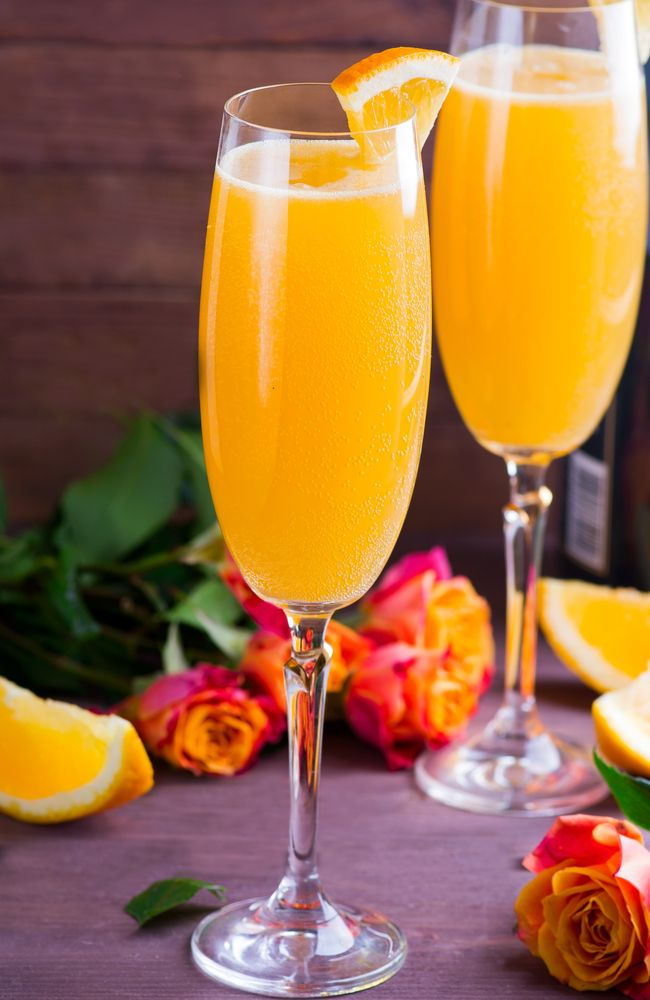 The best Bucks Fizz recipe - perfect for that celebratory toast!