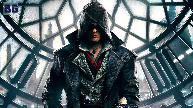 O Filme Completo do Jogo Assassin's Creed Syndicate (Game Movie) História Completa Dublado em Português do Brasil PT-BR em HD 1080p