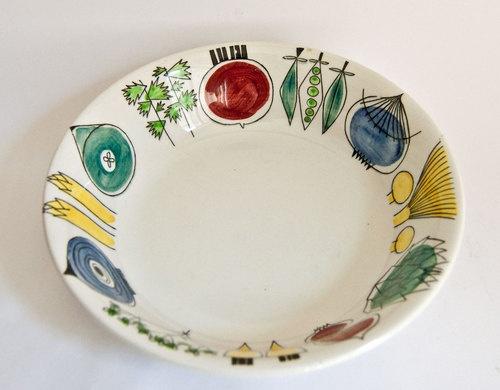 Rorstrand Sweden Picknick Bowl