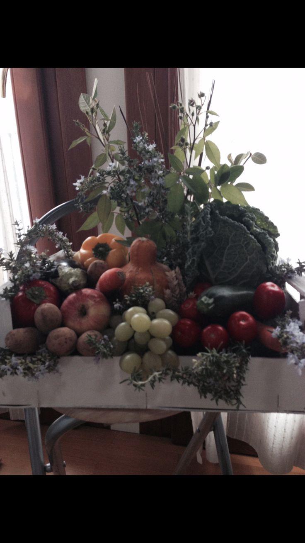 Fiori e verdure
