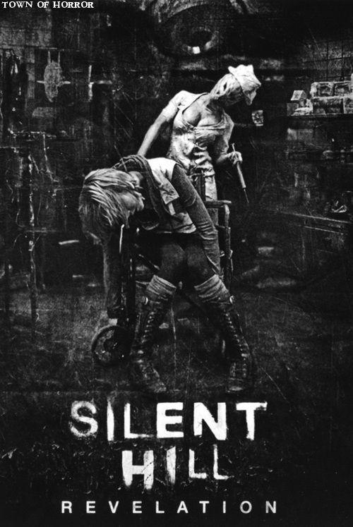 townofhorror:  Silent Hill: Revelation 3D (2012)