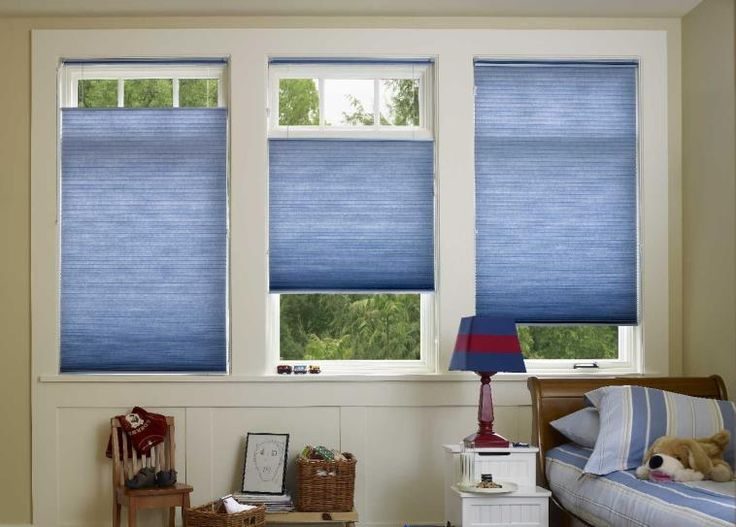Cellular Shades Are Perfect For Childrenu0027s Rooms Because They Come In  Cordless Options!