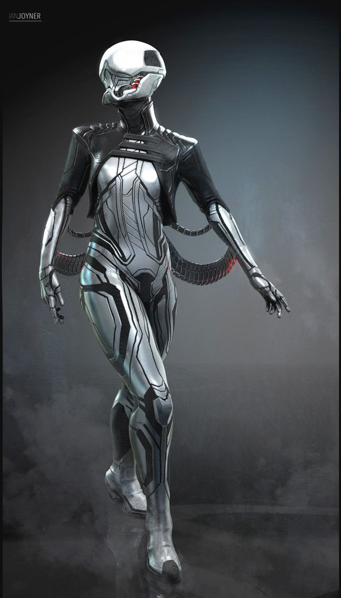 Artstation Ant Man And The Wasp Ghost Early Design Ian