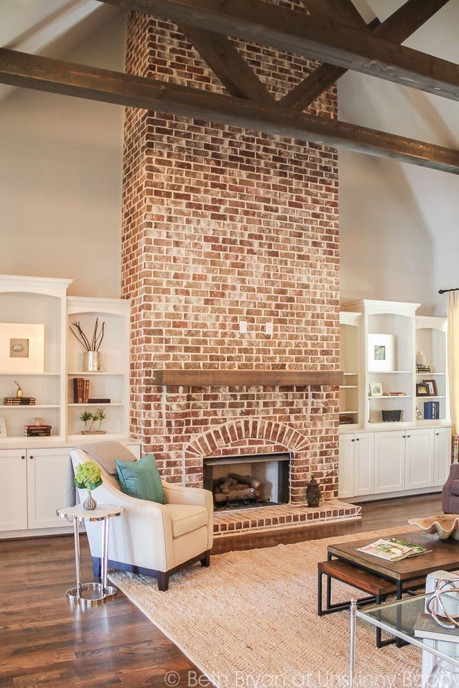 Best 25+ Brick fireplace remodel ideas on Pinterest | Brick ...
