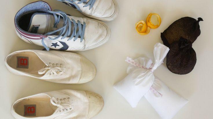 Astuces pour que les chaussures n'embaument pas vos placards
