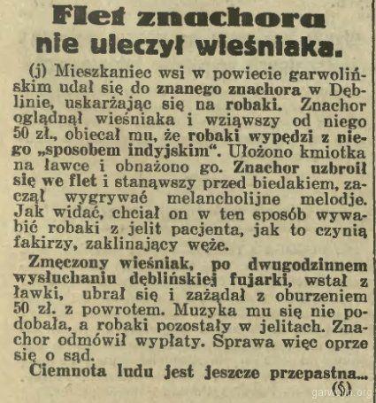Ilustrowany Kurier Codzienny 1932r
