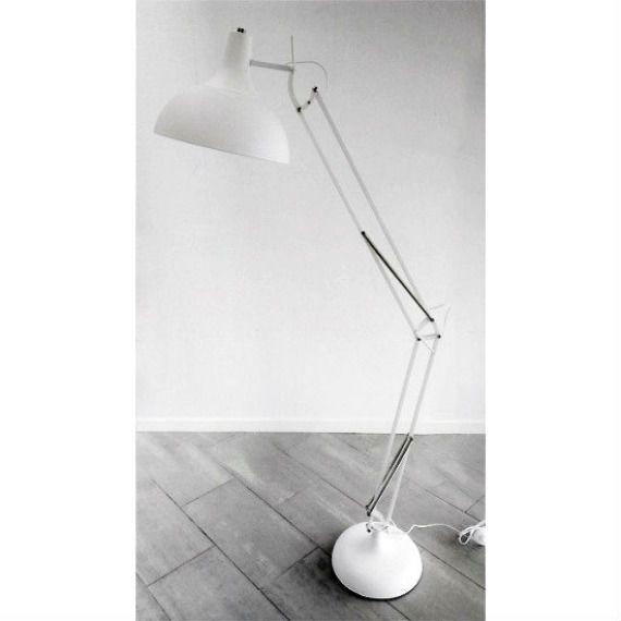 Lampa podłogowa GUNNAR FL-12002WH