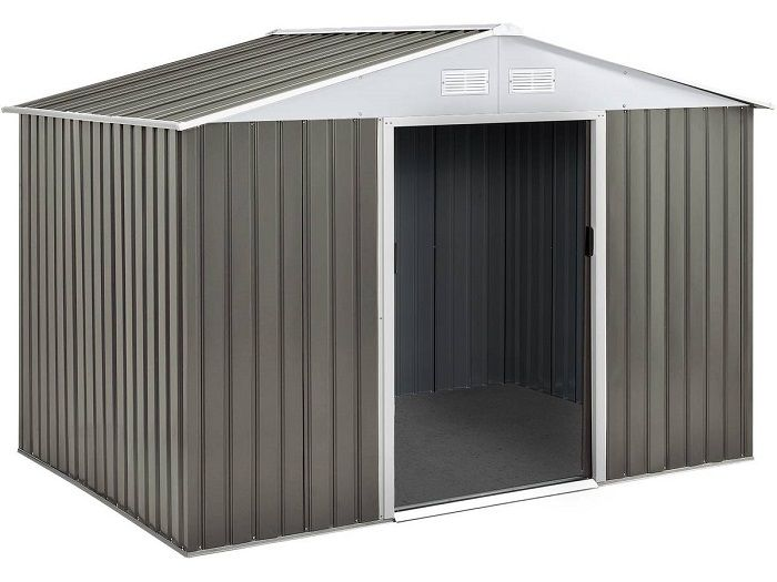 Abri Jardin Metal Dallas 5 29 M Pas Cher Abri De Jardin Manomano Iziva Com Abri De Jardin Abri Manomano