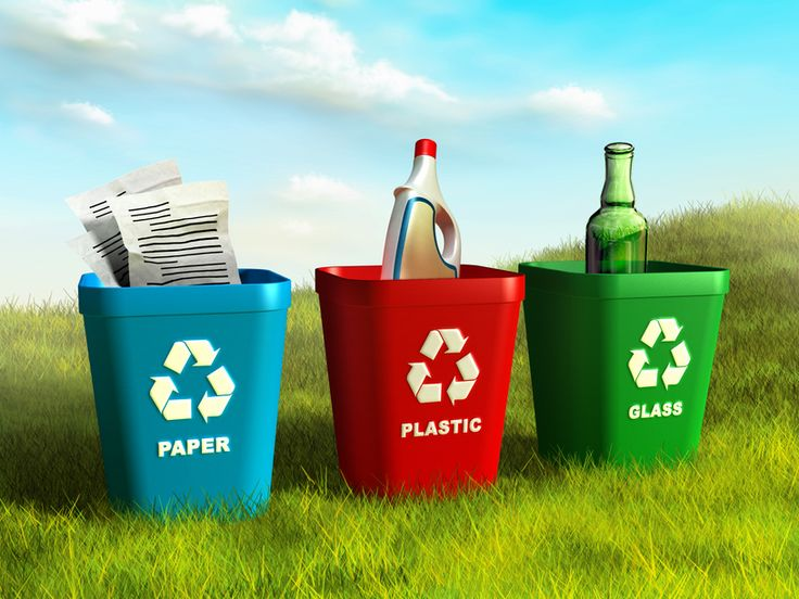 Paper or Plastic? Recycling Myths.