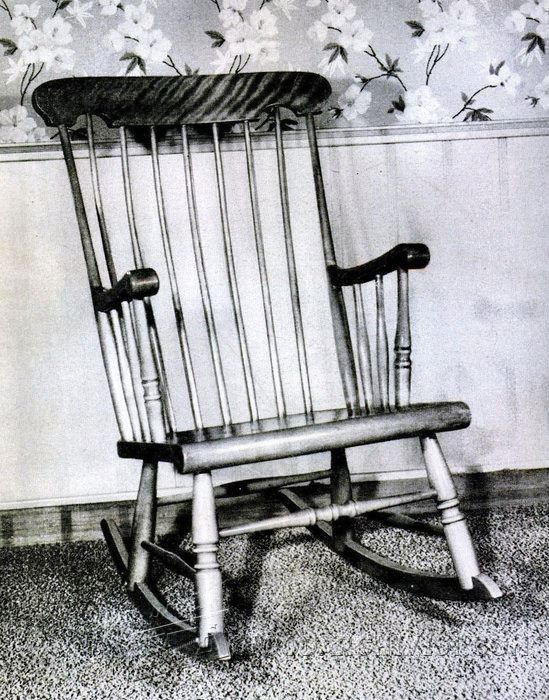 1000 Ideas About Rocking Chair Plans On Pinterest