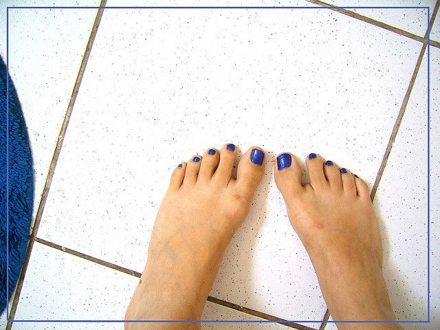 Sore Big Toe Nail