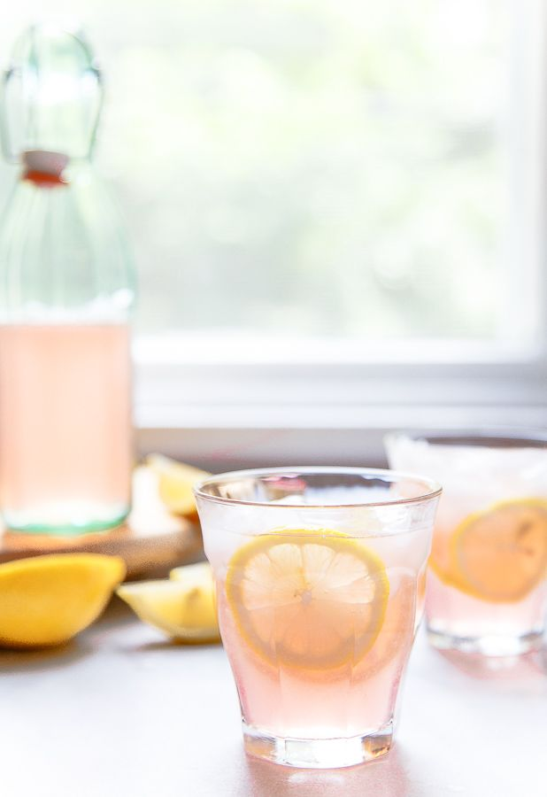 Rosé Lemonade?! Yes, please.