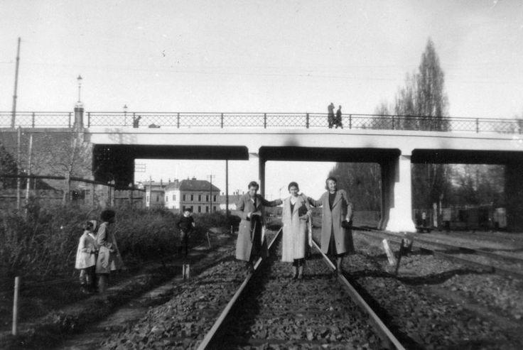 dohánygyári híd a Vágóhíd utcánál.
