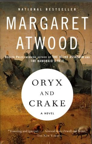 10 Recent Science Fiction Books That Are About Big Ideas (....and I have to read these two by M. Atwood, and soon......h white )