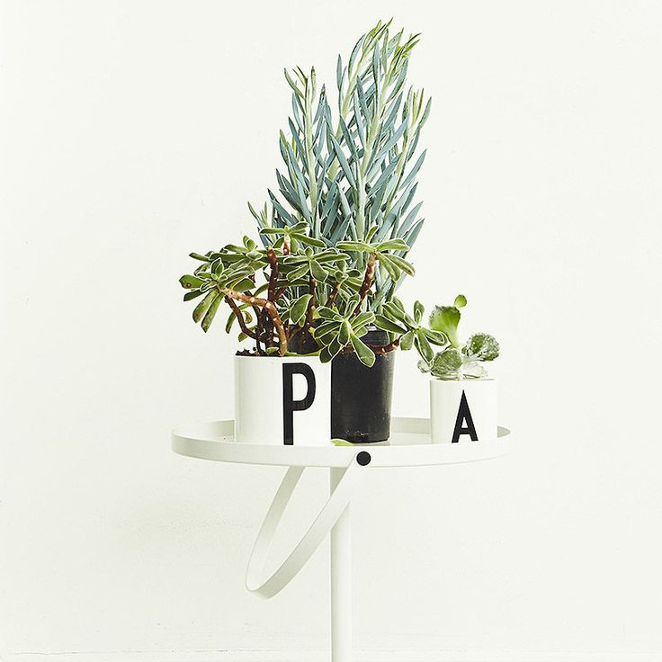 top3 by design - DESIGN LETTERS - AJ plant pot
