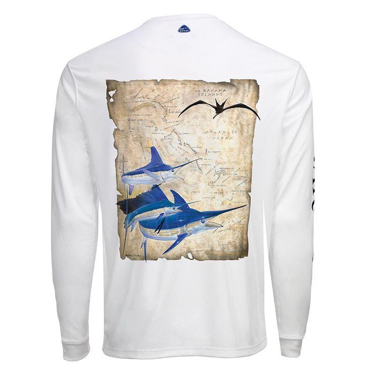 Men's OTP UV Shirt: Grand Slam