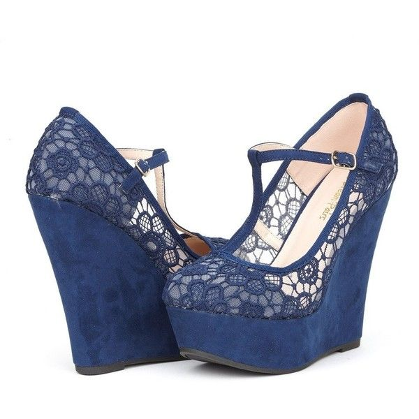 Amazon.com: DREAM PAIRS HEIGHT Womens Mary-Jane T-Strap Wedge Platform... ($34) ❤ liked on Polyvore featuring shoes, pumps, heels, platform pumps, t strap mary jane pumps, platform wedge pumps, t-strap mary janes and wedge pumps