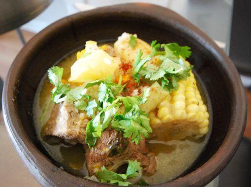 Chilean Cazuela is a delicious Chilean Stew