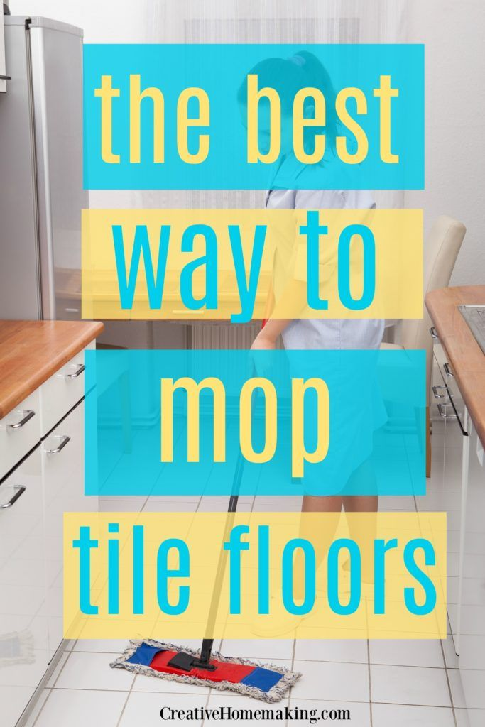 Pleasant Cleaning Tile Floors Cleaning Hacks Cleaning Tile Floors Download Free Architecture Designs Jebrpmadebymaigaardcom