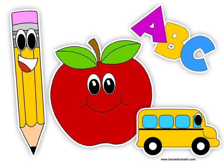 Oltre 25 fantastiche idee su porte scuola materna su for Scuola clipart
