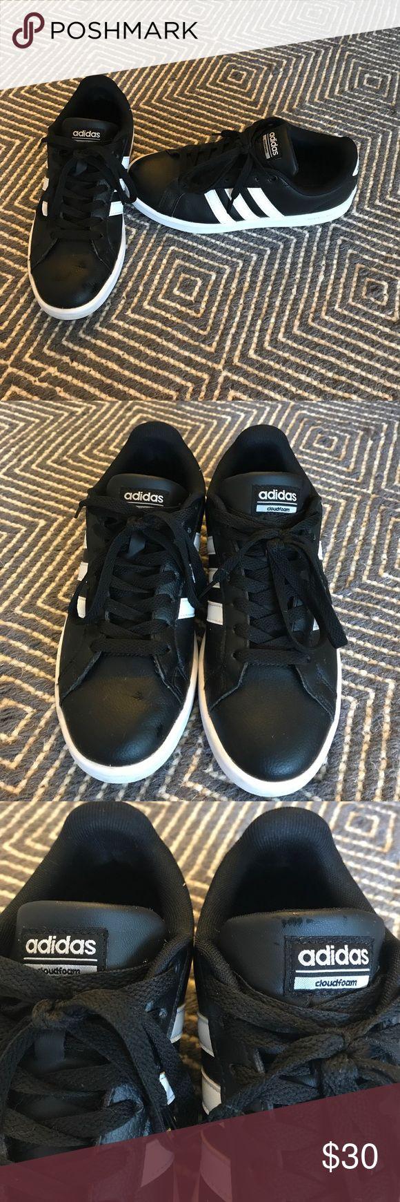 Harga Jual Sepatu Adidas Neo Baseline V2 Original Indonesia Sneaker Vl Court Skate Suede Men Core Black Blk White With Cloud Foam