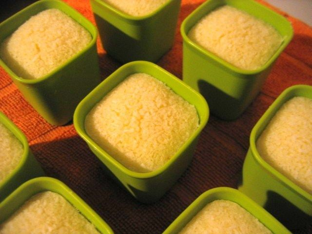 Gateau au yaourt micro onde