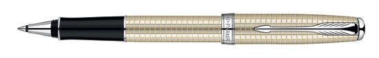 Parker Sonnet Precious Sterling Silver CT Rollerball Pen