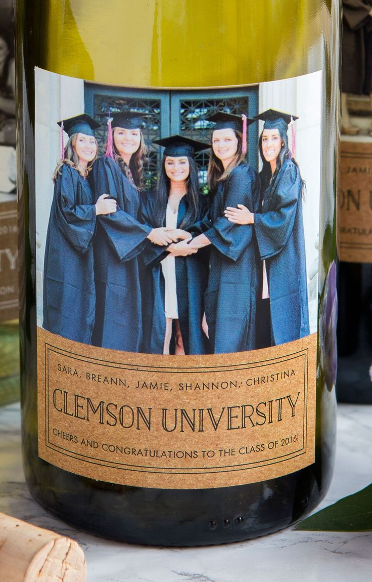 Graduation Wine Bottle Click Here To Order These Awesome