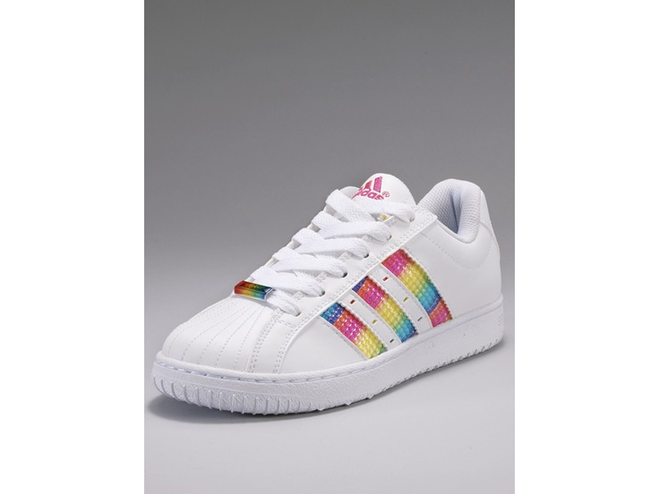 Sold! Superstar hologram rainbow metallic shoes! I love these shoes, I