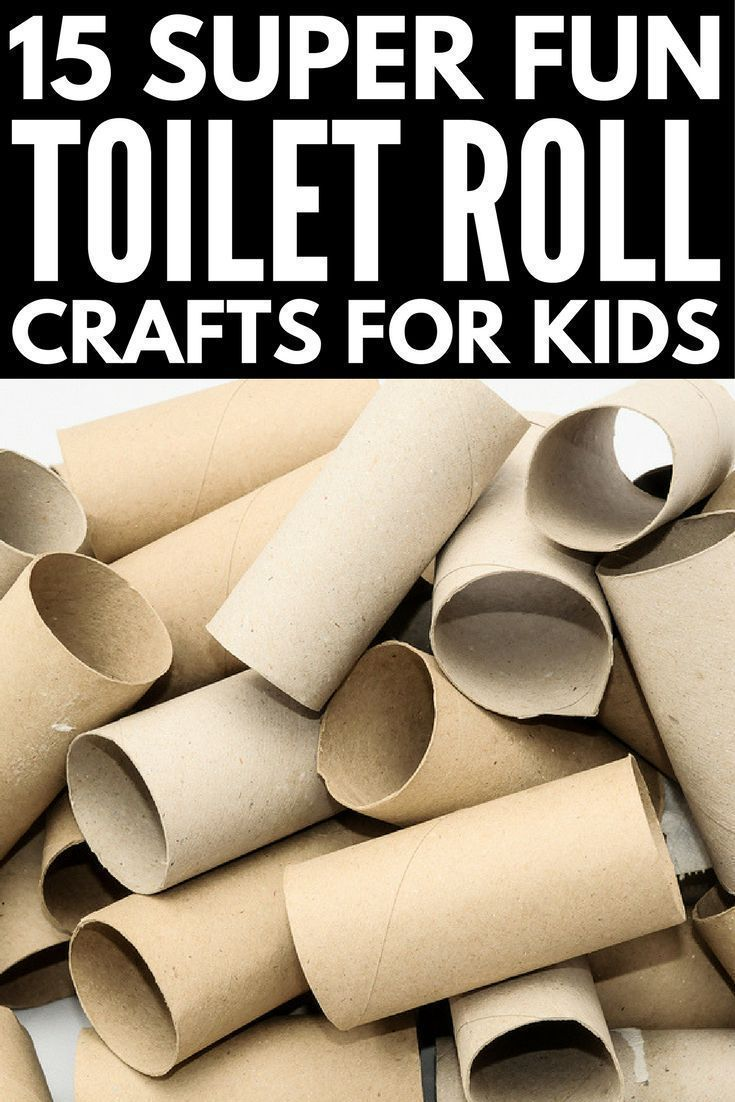 If you're looking for EASY activities to keep your little ones occupied, this collection of toilet paper crafts for kids is a great place to start. These DIY ideas are great for toddlers and school-aged children, and with a little imagination, they can be adapated for the seasons (fall, winter, spring, and summer) and holidays (Christmas, Easter, Halloween, etc.). #toiletrollcrafts #toiletrollcraftideas #kidsactivities #kidscrafts #DIYcrafts