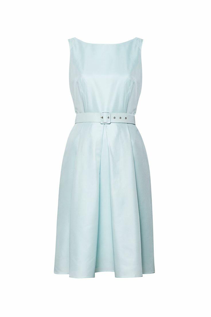 Sukienka z rozszerzanym dołem ARYTON wiosna-lato 2014