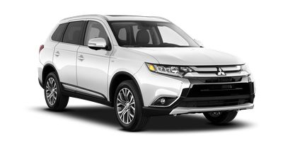 This is the 2017 Outlander in all its glory.