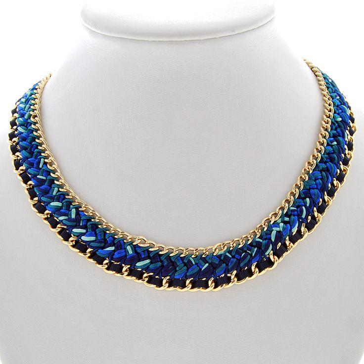 Collar Malorne Azul