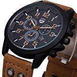 sparen25.de , sparen25.info#10: Franterd® Uhren, Unisex Männer Frauen wasserdichte Armbanduhr elegant Uhr Zeitloses Design…sparen25.com