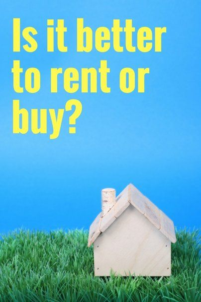 Is It Better To Rent Or Buy A Vacation Home