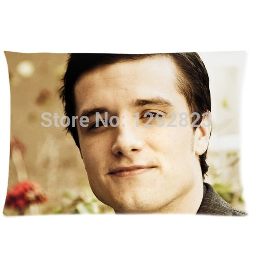 Popular Josh Hutcherson Custom Zippered Pillow Case 20x30 (one side) PC-505