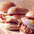 Kipburgers van John Torode - recept - okoko recepten