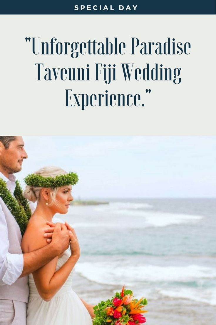 Paradise In Fiji offer truly quality and affordable Fiji wedding packages. You do not have to spend a fortune when you choose Paradise In Fiji for your Wedding. #wedding #decorationideas #weddingpackages #fiji #memories #resorts #islands #california #ManhattanBeach
