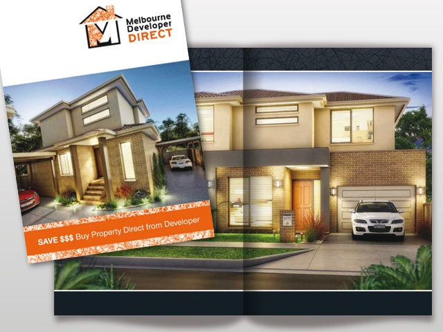 Melbourne Developer Direct Consumer Brochure, Inner Layout