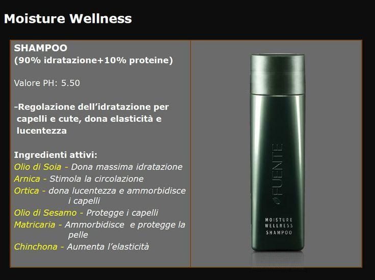 Moisture Wellness Shampoo
